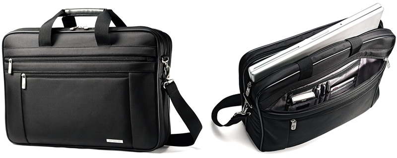 Samsonite Classic Business Two Gusset Laptop Bag Review