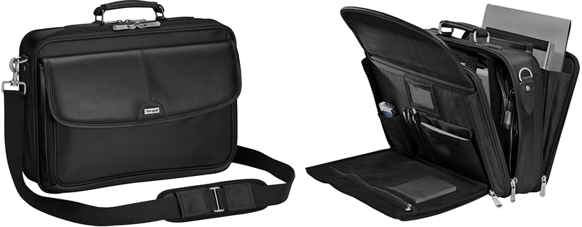 Targus Trademark Notepac Plus Laptop Case Review