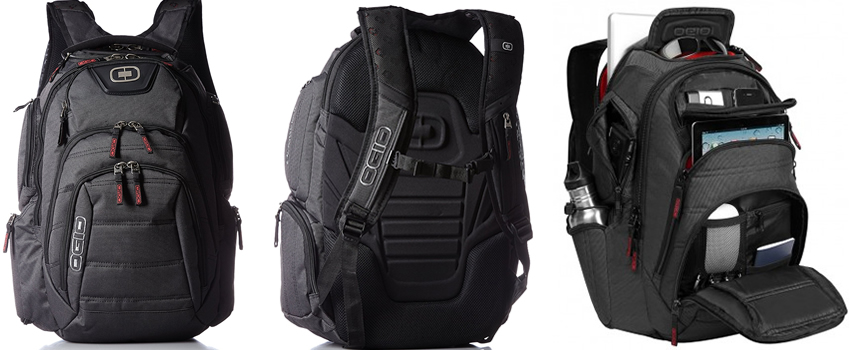 Ogio Luggage Renegade RSS Laptop Backpack For Men Reviewed Canada
