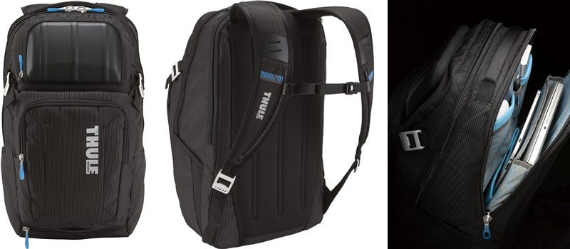 Thule Crossover TCBP-217 Men's Laptop Backpack Reviewed Canada
