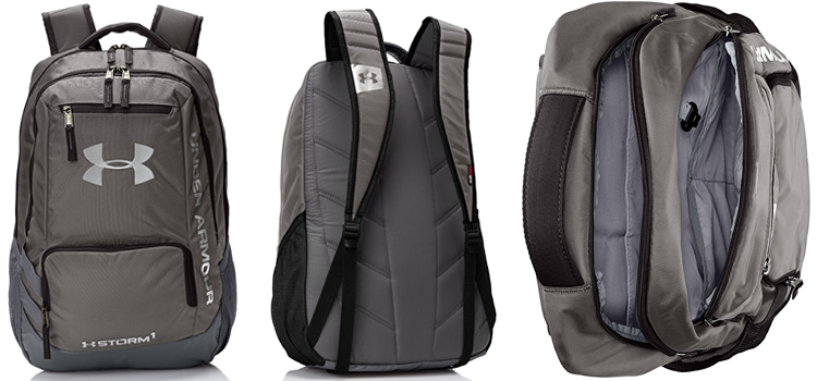 Under Armour Hustle II Backpack Reviewed Canada