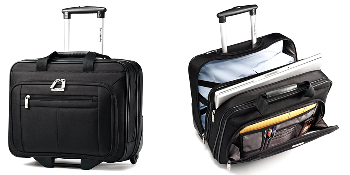 Top 10 Best Rolling Laptop Bags Reviewed | For Men + Women In Canada