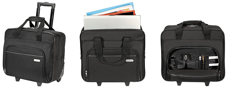 "Targus 16"" Rolling Laptop Case | TBR003CA"