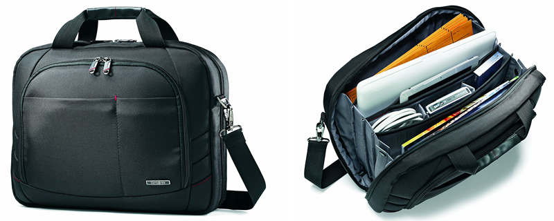 Samsonite Luggage Xenon 2 Tech Locker Laptop Bag Review