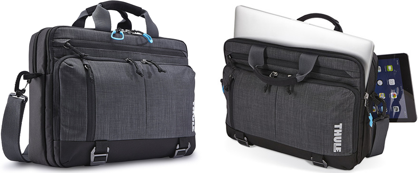 Thule Stravan Deluxe Laptop Bag Review