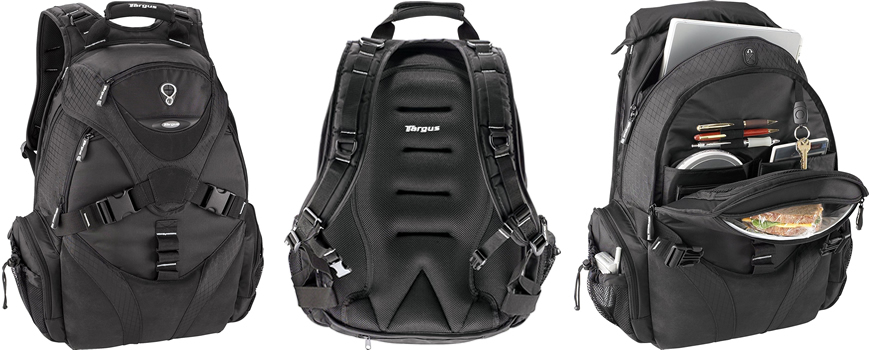 Targus Voyager Men's Laptop Backpack Reviewed Canada