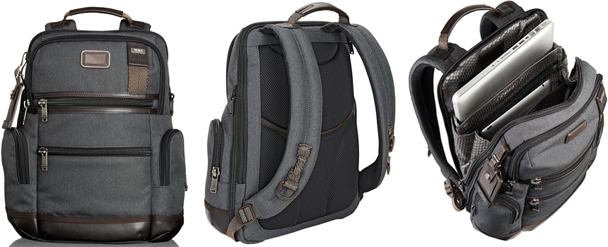 TUMI Alpha Bravo Knox Laptop Backpack For Men Reviewed Canada