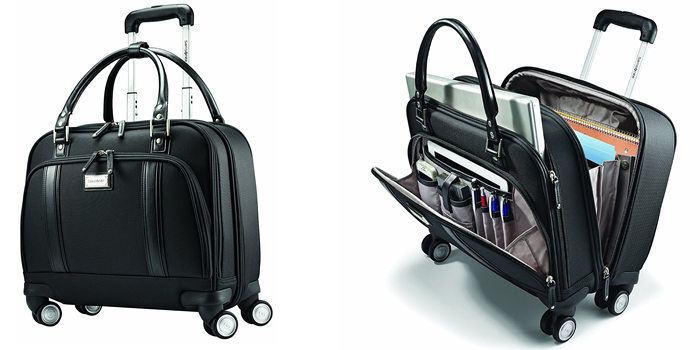 Samsonite Ladies Mobile Office Spinner | 57475-1041